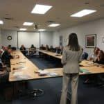 CAFP State Legislative Candidate Reception Held