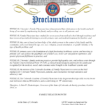 October is Family Health Month in Colorado