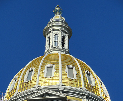 Photo of Colorado Capital dome