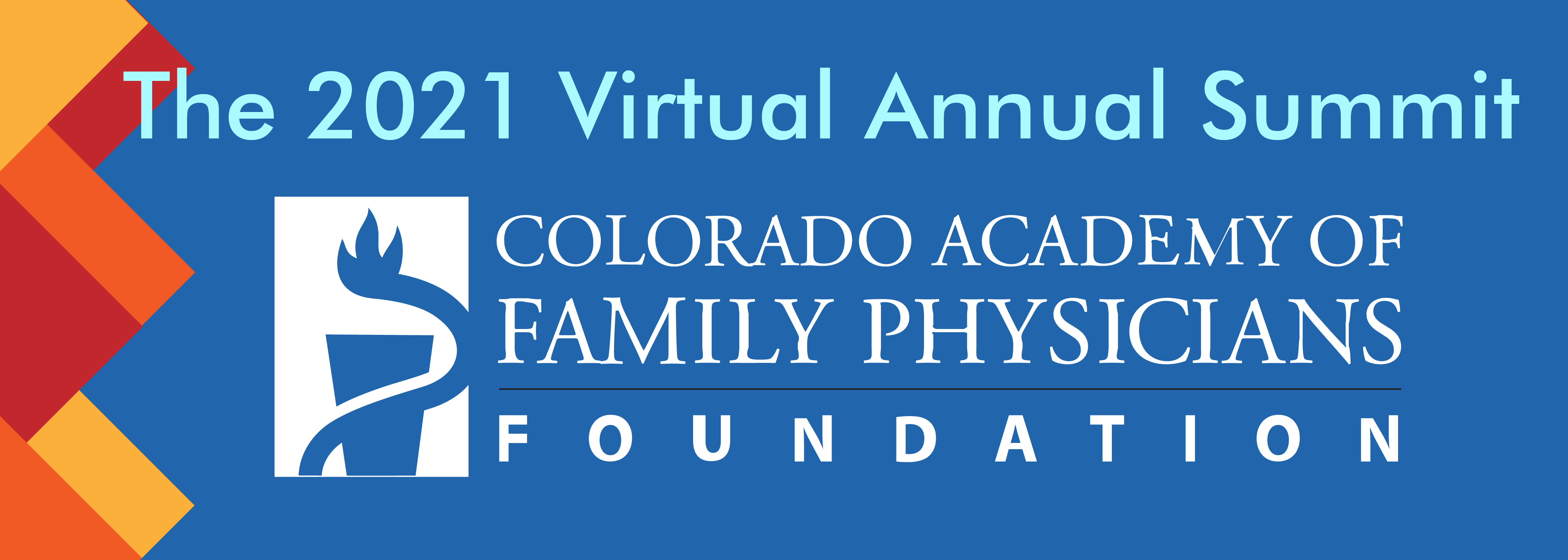 The logo for the 2021 CAFP Foundation Virtual Annual Summit